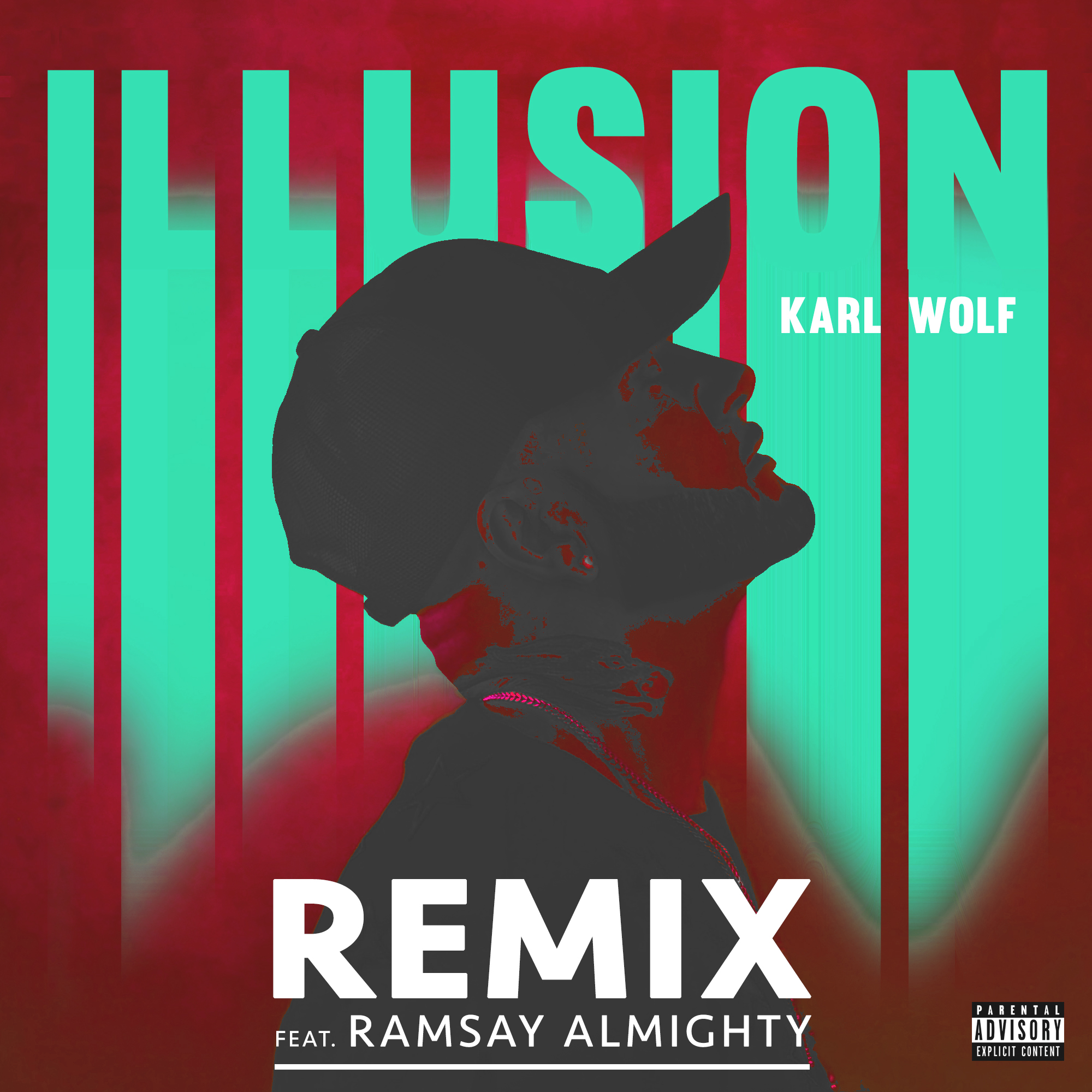 Karl Wolf - Illusion (Remix ft. Ramsay Almighty)